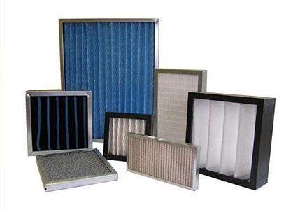Воздушные фильтры изготовление