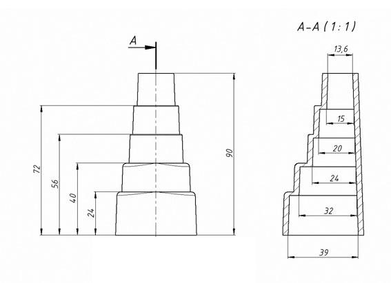 Адаптер дренажный 15-40м